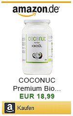 Coconuc Kokosöl