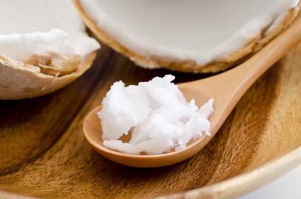 Kokossahne Haarkur