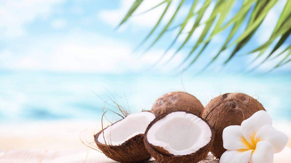 Körperbutter mit Kokosöl
