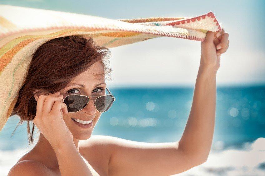 Kokosöl Sonnenschutz