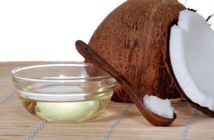 Kokosöl Zahnpflege