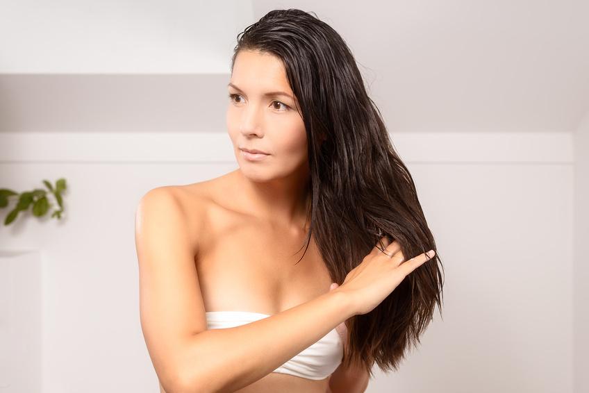 Je die Vitamine für die Gesundheit des Haares