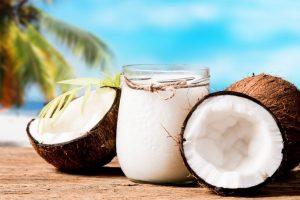 Kokosmus - lecker und gesund