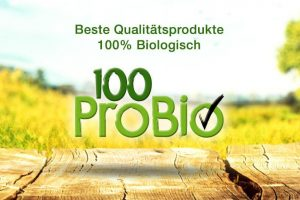 100ProBio Shop Titelbild Gruppe 5