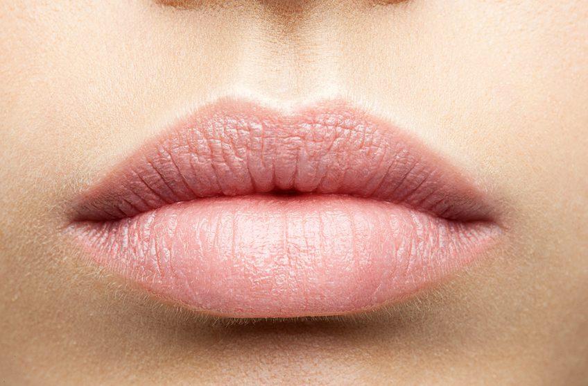 Kokosöl Lippen