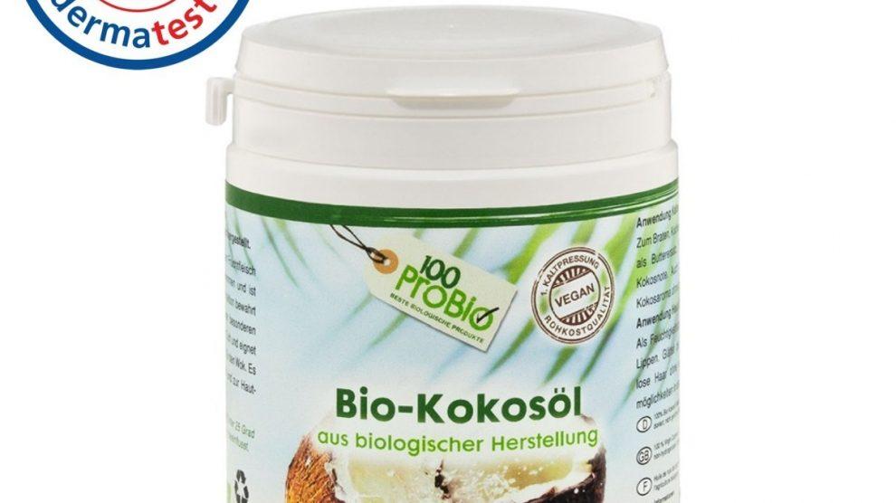 100ProBio Kokosoel Intimpflege