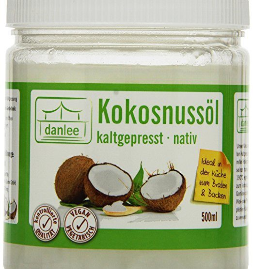Danlee Kokosöl