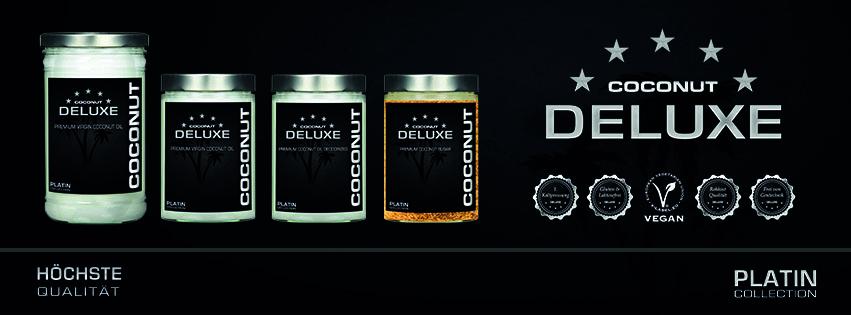 coconut deluxe premium kokosöl