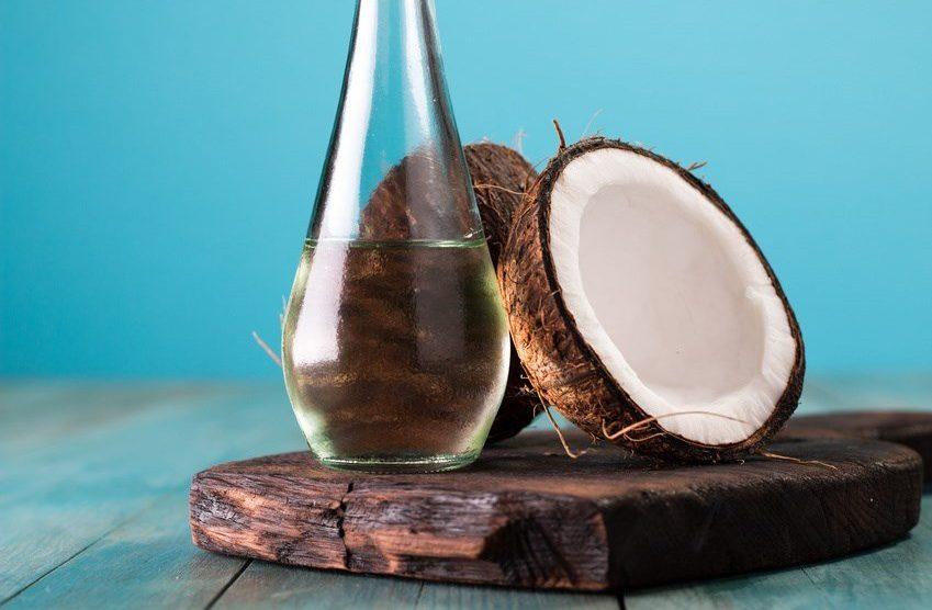 Kokosöl Anwendung