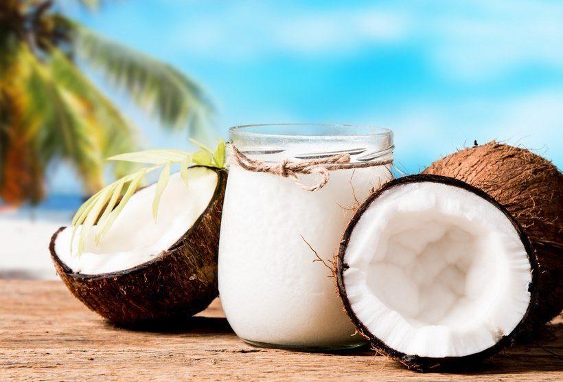 Karolina Kurkova nutzt Kokosöl