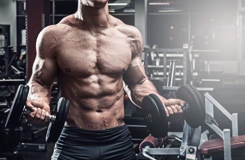 Kokosöl beim Bodybuilding