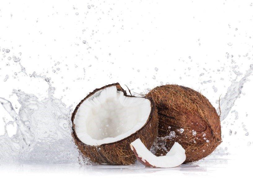 Kosmetik gegen Kokosöl eintauschen