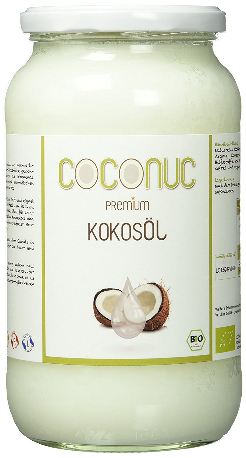 angebot coconuc premium bio kokos l nativ 1000ml am 25 6. Black Bedroom Furniture Sets. Home Design Ideas