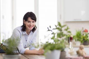 Naturkosmetikexpertin Melanie Wenzel