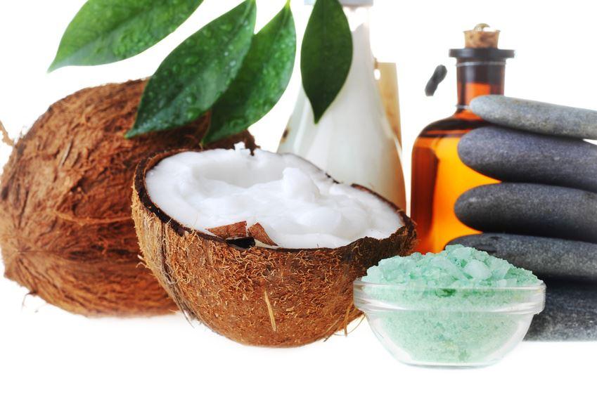 Kokosöl Pflegeprodukte