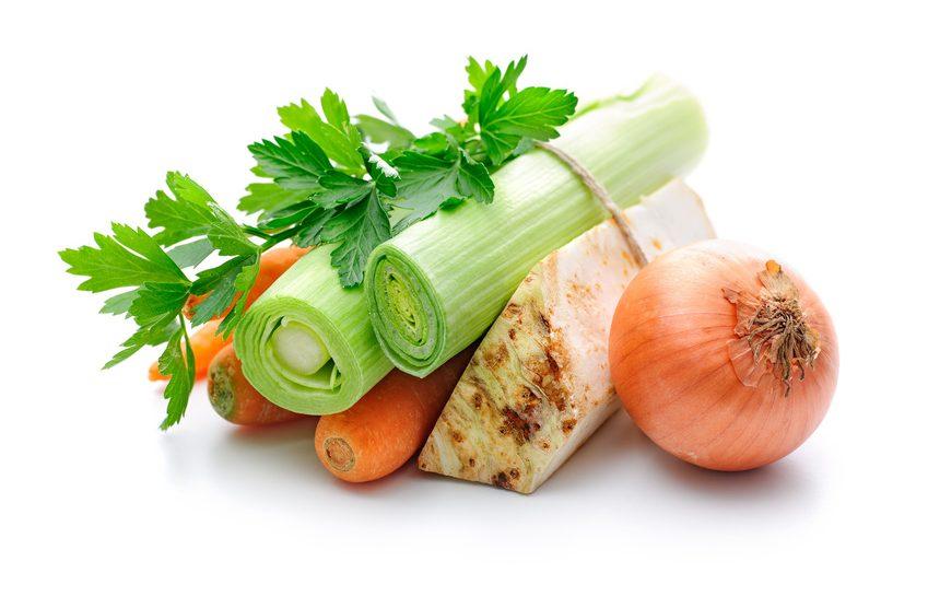 Frisches Gemüse für deine Pfanne