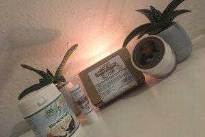 Kokospflegeprodukte