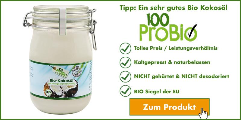 100ProBio Kokosöl 1000ml